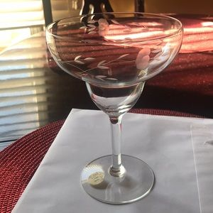 Margarita Glass by princes house